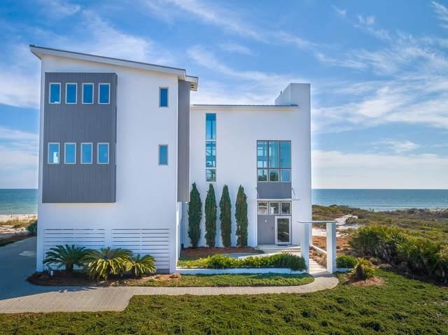 1724 Kumquat Ct, ST. GEORGE ISLAND, FL 32328 (MLS #306765) :: The Naumann Group Real Estate, Coastal Office