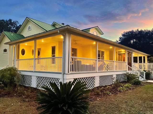 282 Bay Holly Ct, EASTPOINT, FL 32328 (MLS #306785) :: The Naumann Group Real Estate, Coastal Office