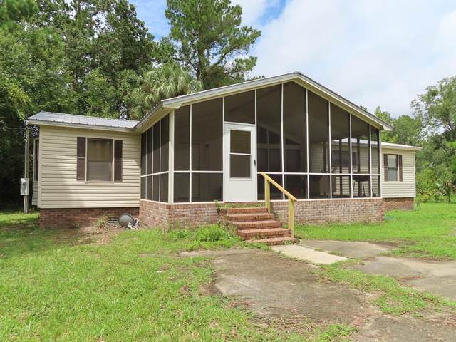 638 Bay City Rd, APALACHICOLA, FL 32320 (MLS #306839) :: Berkshire Hathaway HomeServices Beach Properties of Florida
