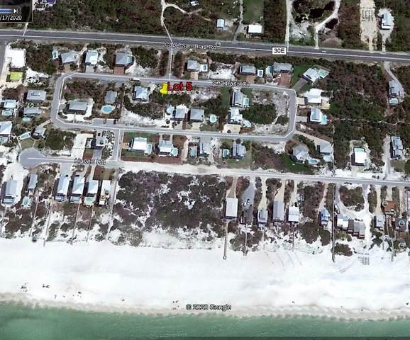 Lot 5 Seagrass Cir, CAPE SAN BLAS, FL 32456 (MLS #306846) :: The Naumann Group Real Estate, Coastal Office