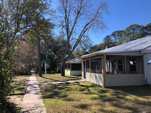 7-2 Parker Ave 7-2, CARRABELLE, FL 32323 (MLS #306893) :: The Naumann Group Real Estate, Coastal Office