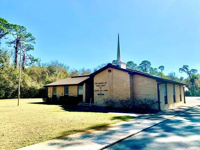 270 Prado St, APALACHICOLA, FL 32320 (MLS #306963) :: Berkshire Hathaway HomeServices Beach Properties of Florida