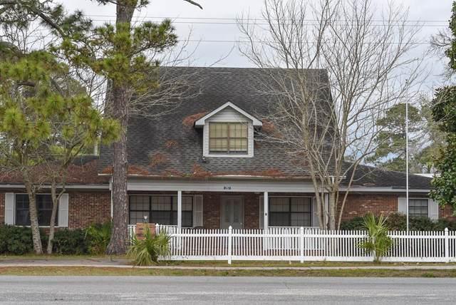 287 Hwy 98, EASTPOINT, FL 32328 (MLS #306983) :: Berkshire Hathaway HomeServices Beach Properties of Florida