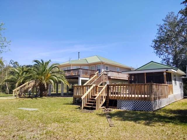 190 Harbeson Dr, CARRABELLE, FL 32322 (MLS #307015) :: Anchor Realty Florida