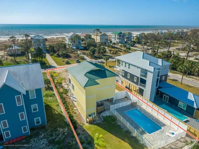 105 E Seascape Dr, PORT ST. JOE, FL 32456 (MLS #307020) :: Berkshire Hathaway HomeServices Beach Properties of Florida