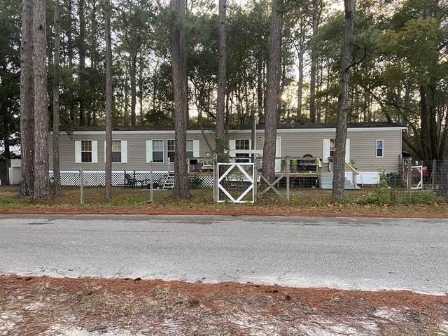 25 10TH ST, EASTPOINT, FL 32328 (MLS #307036) :: Berkshire Hathaway HomeServices Beach Properties of Florida
