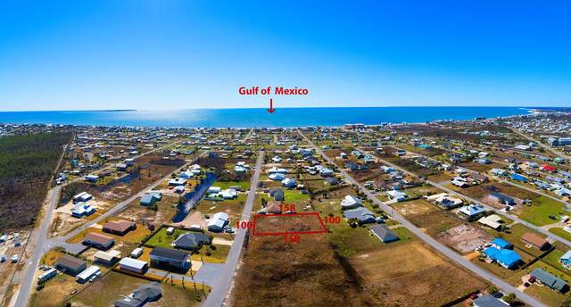 419 Colorado Dr, MEXICO BEACH, FL 32456 (MLS #307040) :: Berkshire Hathaway HomeServices Beach Properties of Florida
