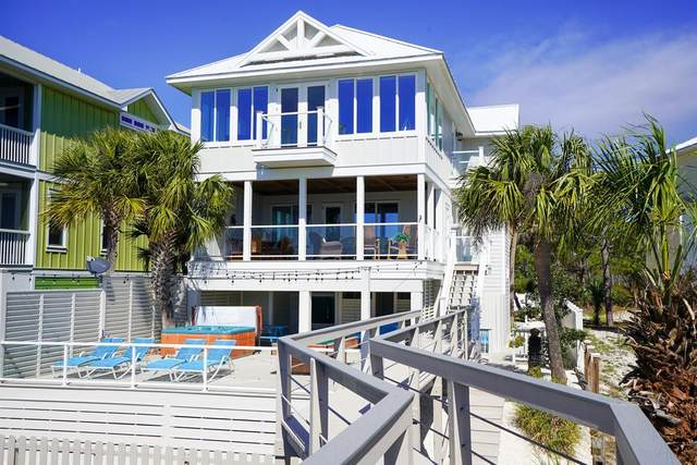 152 Mccosh Mill Rd, CAPE SAN BLAS, FL 32456 (MLS #307061) :: Berkshire Hathaway HomeServices Beach Properties of Florida