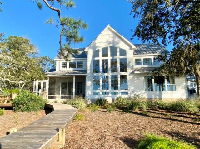261 Magnolia Bay Dr, EASTPOINT, FL 32328 (MLS #307084) :: The Naumann Group Real Estate, Coastal Office
