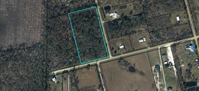 TBD Myers Rd, WEWAHITCHKA, FL 32465 (MLS #307116) :: The Naumann Group Real Estate, Coastal Office