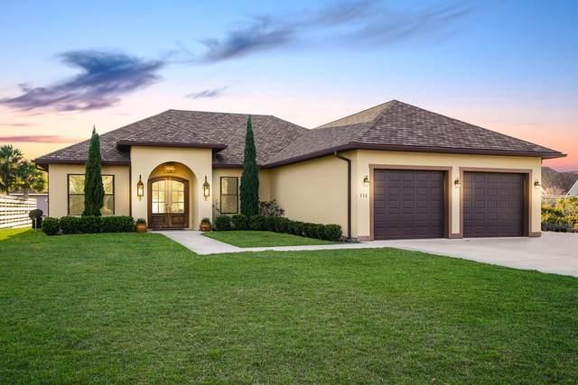 112 Heritage Ln, PORT ST. JOE, FL 32456 (MLS #307136) :: The Naumann Group Real Estate, Coastal Office