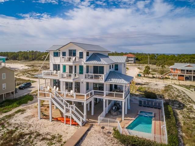 1426 E Gulf Beach Dr, ST. GEORGE ISLAND, FL 32328 (MLS #307187) :: The Naumann Group Real Estate, Coastal Office
