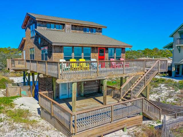1500 E Gulf Beach Dr, ST. GEORGE ISLAND, FL 32328 (MLS #307217) :: The Naumann Group Real Estate, Coastal Office