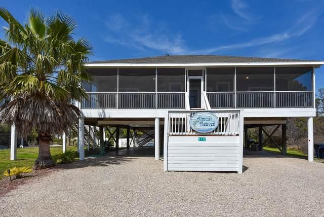 1117 W Gulf Beach Dr, ST. GEORGE ISLAND, FL 32328 (MLS #307262) :: The Naumann Group Real Estate, Coastal Office