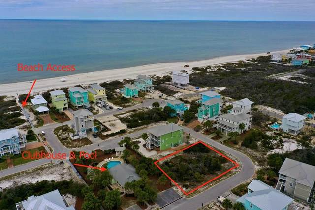 107 Seagrass Cir, CAPE SAN BLAS, FL 32456 (MLS #307299) :: The Naumann Group Real Estate, Coastal Office