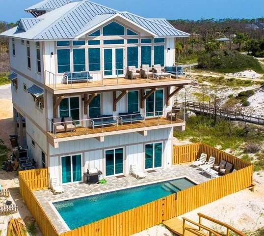 149 Sapodilla Cir, CAPE SAN BLAS, FL 32456 (MLS #307336) :: The Naumann Group Real Estate, Coastal Office