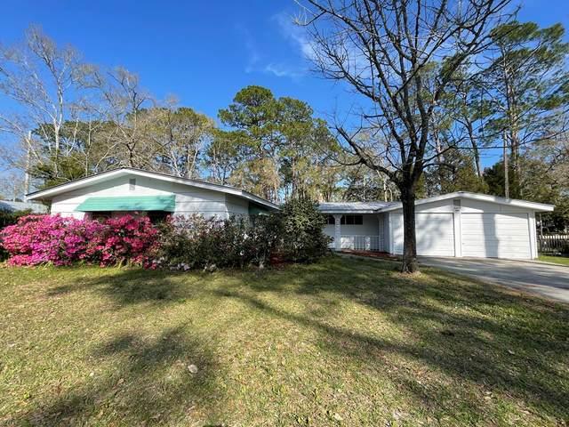 105 21ST AVE, APALACHICOLA, FL 32320 (MLS #307369) :: The Naumann Group Real Estate, Coastal Office