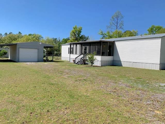 194 Evergreen Dr, WEWAHITCHKA, FL 32465 (MLS #307406) :: Anchor Realty Florida