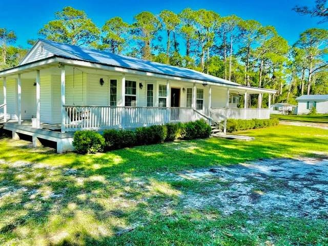 1121 Bluff Rd, APALACHICOLA, FL 32320 (MLS #307430) :: The Naumann Group Real Estate, Coastal Office