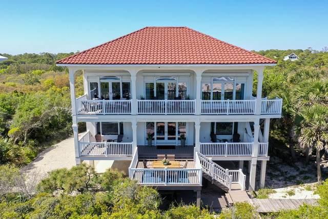 1432 Camellia Ct, ST. GEORGE ISLAND, FL 32328 (MLS #307438) :: Anchor Realty Florida