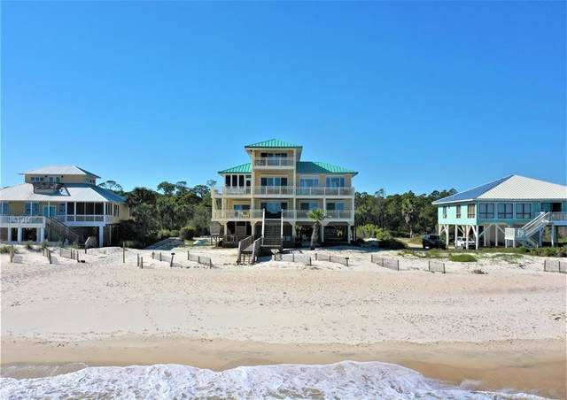 2144 Seahorse Ln, ST. GEORGE ISLAND, FL 32328 (MLS #307451) :: Anchor Realty Florida
