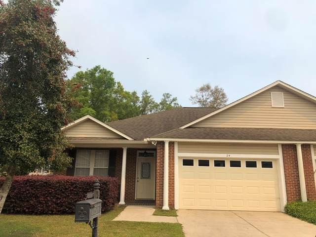 24 Covington Cir #1, CRAWFORDVILLE, FL 32327 (MLS #307467) :: The Naumann Group Real Estate, Coastal Office