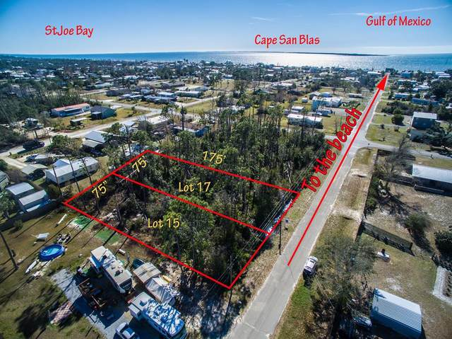 0 Santa Anna St, PORT ST. JOE, FL 32456 (MLS #307482) :: Anchor Realty Florida
