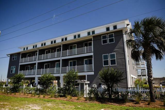 1120 15TH ST 1-A, MEXICO BEACH, FL 32456 (MLS #307488) :: Anchor Realty Florida