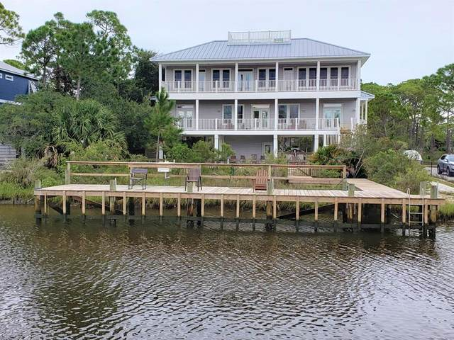 727 Randolph St, ST. GEORGE ISLAND, FL 32328 (MLS #307492) :: The Naumann Group Real Estate, Coastal Office