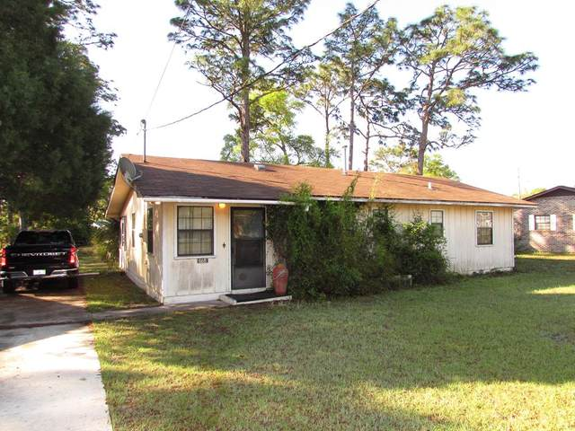 668 E Pine Ave, Lanark Village, FL 32322 (MLS #307496) :: The Naumann Group Real Estate, Coastal Office