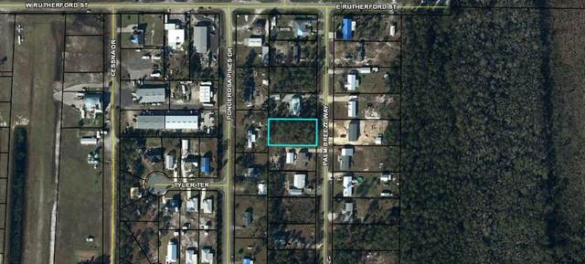 Lot 5 Palm Breeze Way, PORT ST. JOE, FL 32456 (MLS #307498) :: Anchor Realty Florida