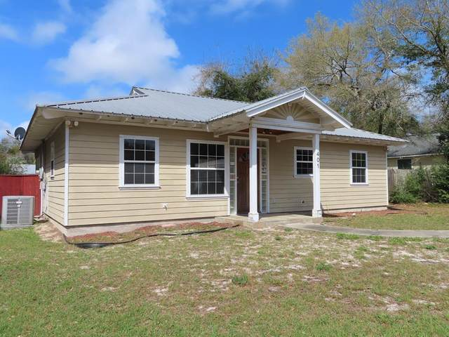 401 W 12Th St, CARRABELLE, FL 32322 (MLS #307541) :: The Naumann Group Real Estate, Coastal Office