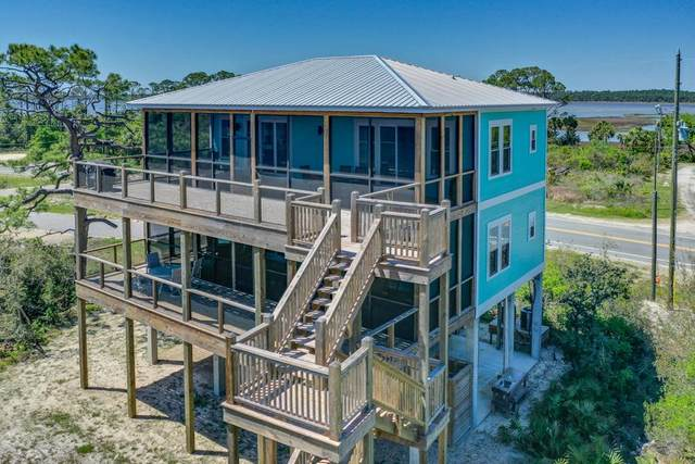 2796 Indian  Pass Rd, CAPE SAN BLAS, FL 32456 (MLS #307546) :: Anchor Realty Florida