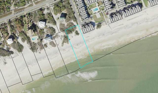 1752 E Gulf Beach Dr, ST. GEORGE ISLAND, FL 32328 (MLS #307550) :: The Naumann Group Real Estate, Coastal Office