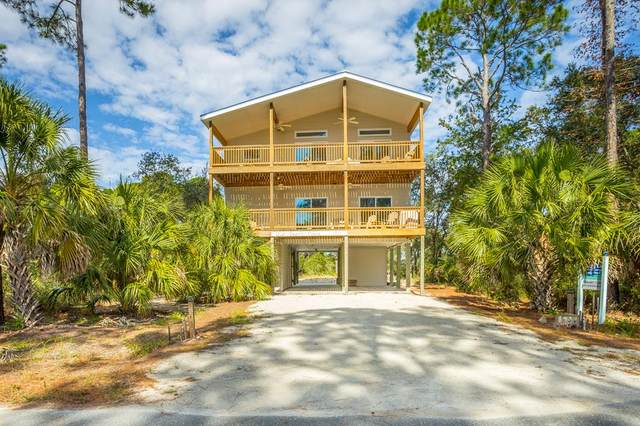 1711 Carrabelle Beach Dr, CARRABELLE, FL 32322 (MLS #307557) :: Berkshire Hathaway HomeServices Beach Properties of Florida