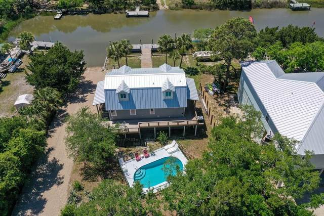 304 Wing St, ST. GEORGE ISLAND, FL 32328 (MLS #307567) :: The Naumann Group Real Estate, Coastal Office