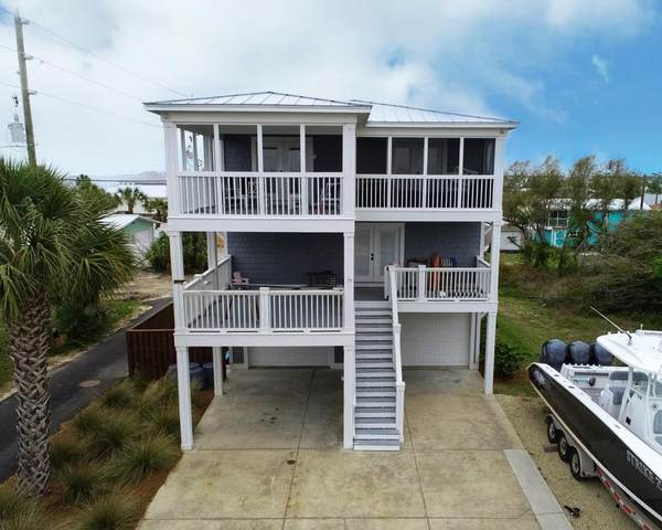 111 Sea St, MEXICO BEACH, FL 32456 (MLS #307568) :: The Naumann Group Real Estate, Coastal Office