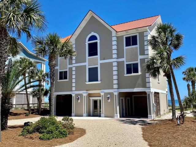 1716 Magnolia Rd, ST. GEORGE ISLAND, FL 32328 (MLS #307613) :: Anchor Realty Florida