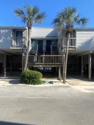 1804 E Gulf Beach Dr I-6, ST. GEORGE ISLAND, FL 32328 (MLS #307658) :: The Naumann Group Real Estate, Coastal Office