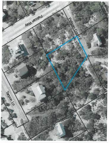2016 Pelican Ct, ST. GEORGE ISLAND, FL 32328 (MLS #307672) :: The Naumann Group Real Estate, Coastal Office