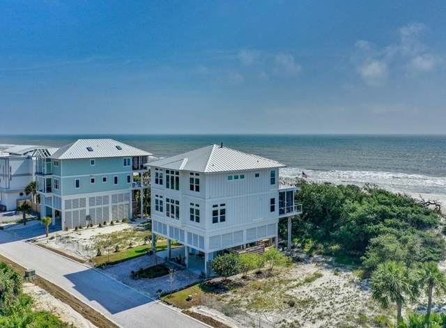 665 Secluded Dunes Dr, CAPE SAN BLAS, FL 32456 (MLS #307745) :: Berkshire Hathaway HomeServices Beach Properties of Florida