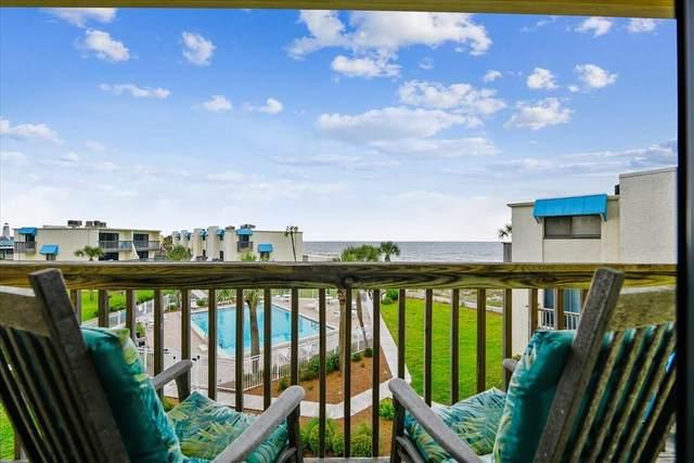 240 W Gorrie Dr, ST. GEORGE ISLAND, FL 32328 (MLS #307749) :: The Naumann Group Real Estate, Coastal Office