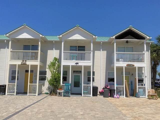100C 40TH ST C, MEXICO BEACH, FL 32456 (MLS #307755) :: Berkshire Hathaway HomeServices Beach Properties of Florida