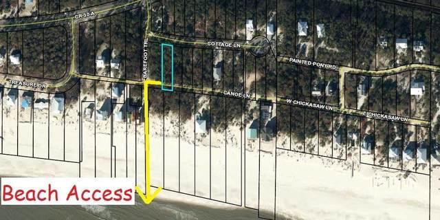 10 Cottage Ln, PORT ST. JOE, FL 32456 (MLS #307756) :: Berkshire Hathaway HomeServices Beach Properties of Florida