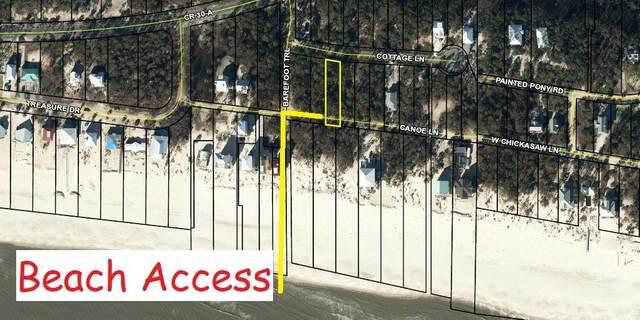 11 Cottage Ln, PORT ST. JOE, FL 32456 (MLS #307757) :: Berkshire Hathaway HomeServices Beach Properties of Florida