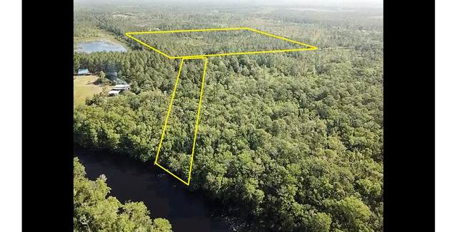 540 Hickory Hammock Rd, CARRABELLE, FL 32322 (MLS #307784) :: Berkshire Hathaway HomeServices Beach Properties of Florida
