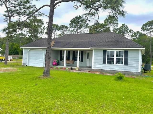 667 Longwood Ct, EASTPOINT, FL 32328 (MLS #307809) :: Anchor Realty Florida