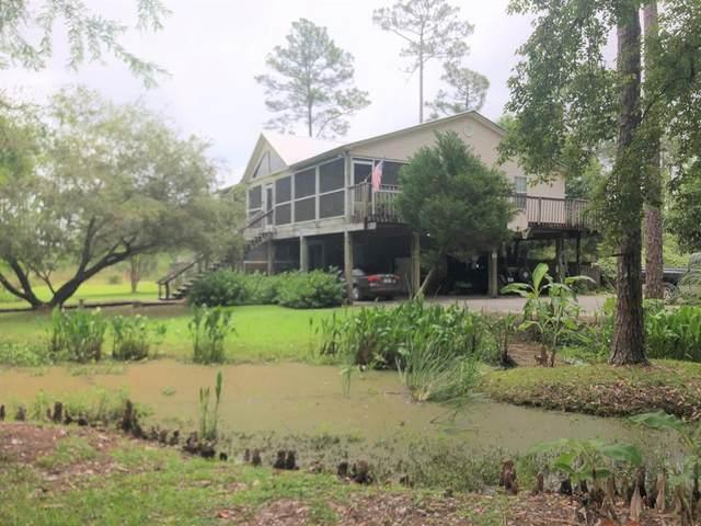 1989 River Bend Plantation Rd, CARRABELLE, FL 32322 (MLS #307813) :: Anchor Realty Florida