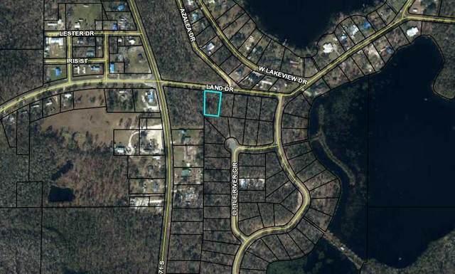 Lot 1 Land Dr, WEWAHITCHKA, FL 32465 (MLS #307853) :: Anchor Realty Florida