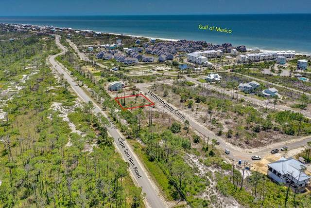 Lot 22 Hemmingway Cr, CAPE SAN BLAS, FL 32456 (MLS #307890) :: The Naumann Group Real Estate, Coastal Office